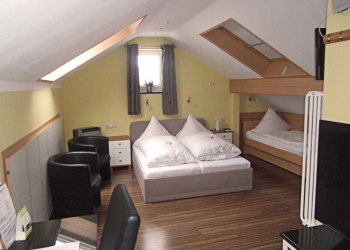 Suite bei Business Hotel Raunheim